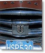 Classic Dodge Metal Print