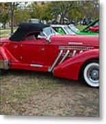 Auburn 1936 Roadster Classic Elegance Metal Print