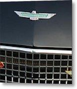 Classic Ford Thunderbird Metal Print