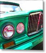Classic Jeep J3000 4 Wheel Drive By Sharon Cummings Metal Print
