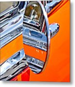 Classic Mirror Metal Print by Phil 'motography' Clark
