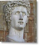 Classic Roman Noble Metal Print