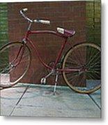 Classic Schwinn Bike  Metal Print