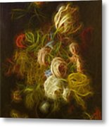 Classica Modern - M01 Metal Print by Variance Collections