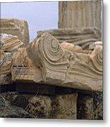 Classical Ruins Metal Print