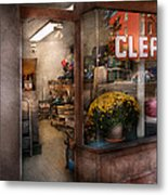 Cleaner - Ny - Chelsea - The Cleaners Metal Print
