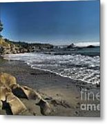 Clear At Trinidad Metal Print by Adam Jewell