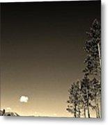 Clear Colorado Skies Metal Print by Garren Zanker