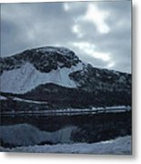 Clear Promise Metal Print