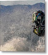 Cleared For Take Off Metal Print