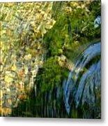 Clearwater Falls Series 11 Metal Print