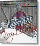 Cleveland Cavaliers Metal Print