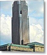 Cleveland Key Bank Building Metal Print
