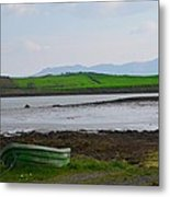 Clew Bay County Mayo Ireland Metal Print