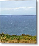 Cliff Of Moher Ireland Metal Print