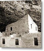 Cliff Palace Room Metal Print