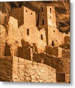 Cliff Palace Townhomes Metal Print