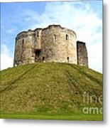 Clifford's Tower York Metal Print