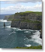 Cliffs Of Moher 3 Metal Print