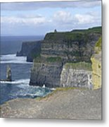 Cliffs Of Moher 4 Metal Print