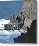 Cliffs Of Moher 6 Metal Print by Mike McGlothlen