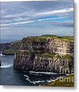 Cliffs Of Moher I Metal Print