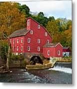 Clinton Mill II  Metal Print