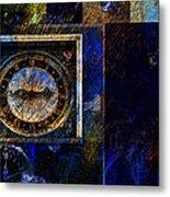 Clocks Metal Print