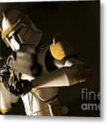 Clone Trooper 1 Metal Print