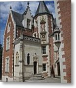 Clos Luce - Amboise - France Metal Print