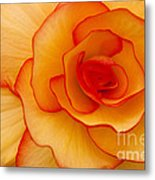 Close To Saturn Metal Print