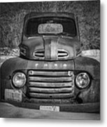 Close Up Of The Old Timer Metal Print