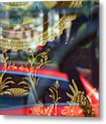 Closed For A Time Metal Print