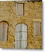 Closed For Business Metal Print