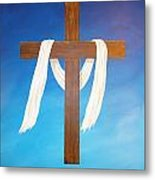 Cloth Of Christ Metal Print