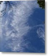 Cloud Days 126 Metal Print