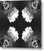 Cloud Generator Metal Print