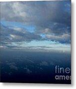 Cloud Horizon Metal Print