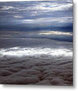 Cloud Layers 1 Metal Print