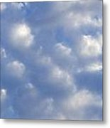 Cloud Series 15 Metal Print