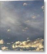 Cloud Series 37 Metal Print