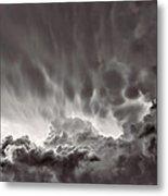 Cloud Study 1382 Metal Print