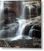 Cloudland Falls Metal Print