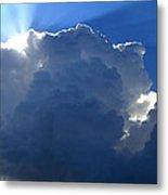 Clouds 1 Metal Print