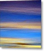 Clouds 288 Metal Print