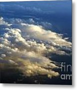Clouds 4 Metal Print