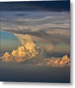 Clouds Above The Clouds Metal Print