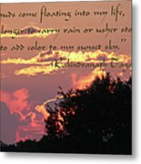 Clouds - Featured In Beauty Captured Group Metal Print