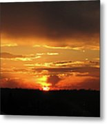 Clouds In Control - Featured In Harmony And Happiness And Newbies Groups Metal Print