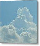 Clouds Metal Print by Kiros Berhane